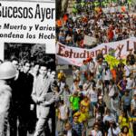 Día del estudiante caído: ¡Educación pública, justicia y dignidad!