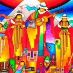 """Conversatorio-Taller """"Comuna y Comunidad"""" en Bogotá"""
