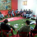 Promoviendo liderazgos colectivos en el movimiento popular