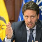 """Entrevista a Guillaume Long, canciller ecuatoriano: """"Vamos a romper con la tendencia de reveses electorales en la región"""""""