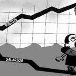 Reforma tributaria, IVA y salario mínimo: ¿paz solamente para los ricos?