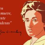 Rosa Luxemburgo: pensamiento crítico y educación popular