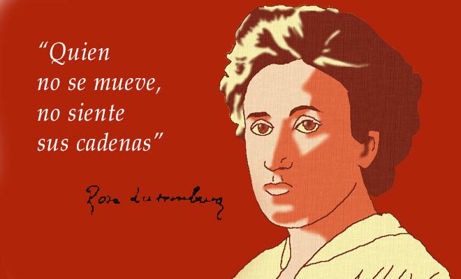 Rosa Luxemburgo Pensamiento Critico Y Educacion Popular Revista Lanzas Y Letras