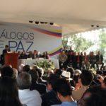 Arranca mesa de diálogo entre el Gobierno y el ELN: dos momentos, dos discursos y dos mesas