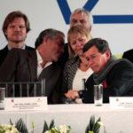 """Pablo Beltrán: """"Un gobierno de trancisión estaría liderado por la derecha"""""""