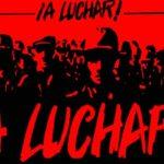 ¡A Luchar!: Tres períodos, razones de su agotamiento; listado (parcial) de víctimas
