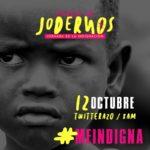 """Un 12 de octubre de """"indignación"""": protestas en las principales ciudades del país"""
