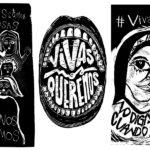 25 de noviembre: #VivasNosQueremos (Campaña Gráfica)