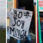 """""""Qué no nos gane el silencio, la indiferencia y el odio"""": ¡Hoy somos Minga!"""