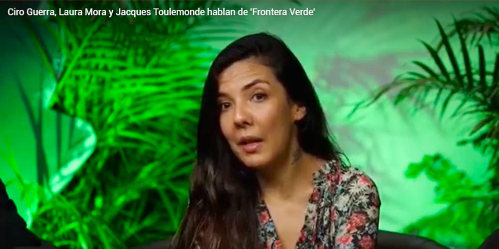 Laura Mora Ortega, directora junto a Ciro Guerra y Jacques Toulemonde Vidal