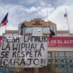 La biblia versus la wiphala. Sobre el golpe de Estado en Bolivia