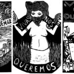 """""""Te amaré hasta la muerte"""". Crónica contra la violencia patriarcal"""